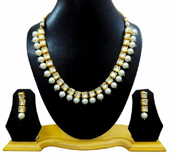 Kundan Necklace Set 05