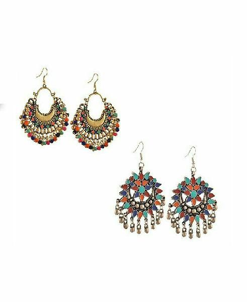 Afghani Earrings 01