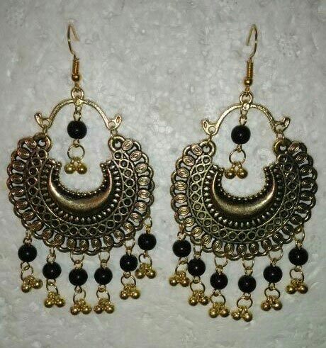 Afghani Earrings 02