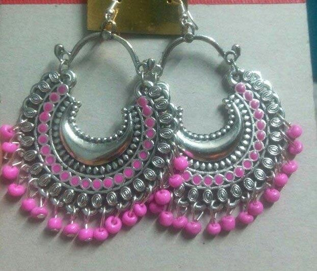 Afghani Earrings 04