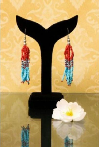 Beads Earrings 05