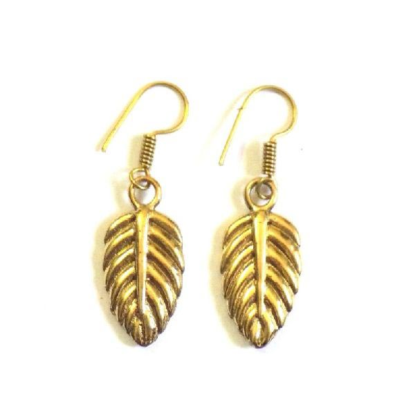 Brass Earrings 05