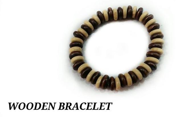 Wooden Bracelet 01