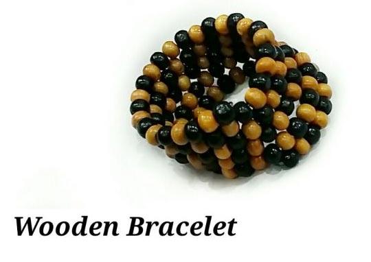 Wooden Bracelet 03