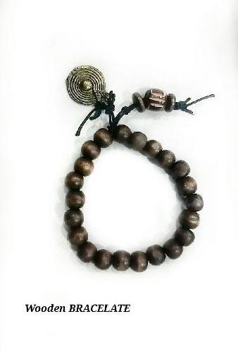 Wooden Bracelet 04