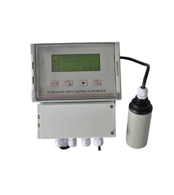 Ultrasonic Open Channel Flow Meter 01