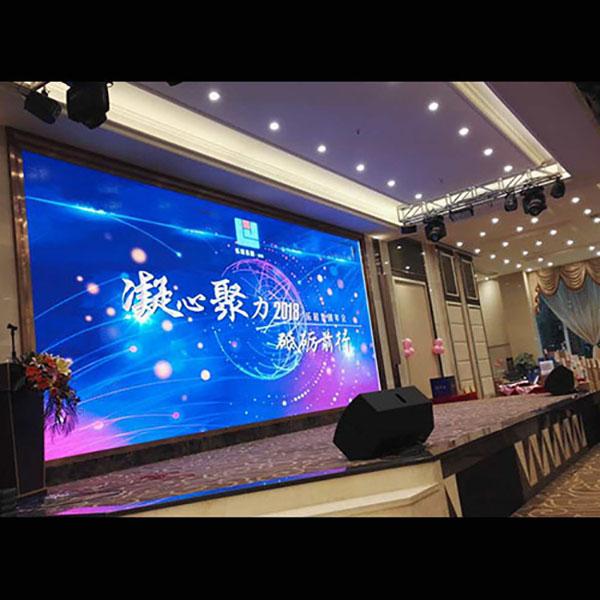 Large LED Wall