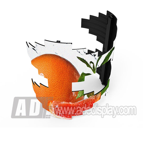special shaped led display screen 05