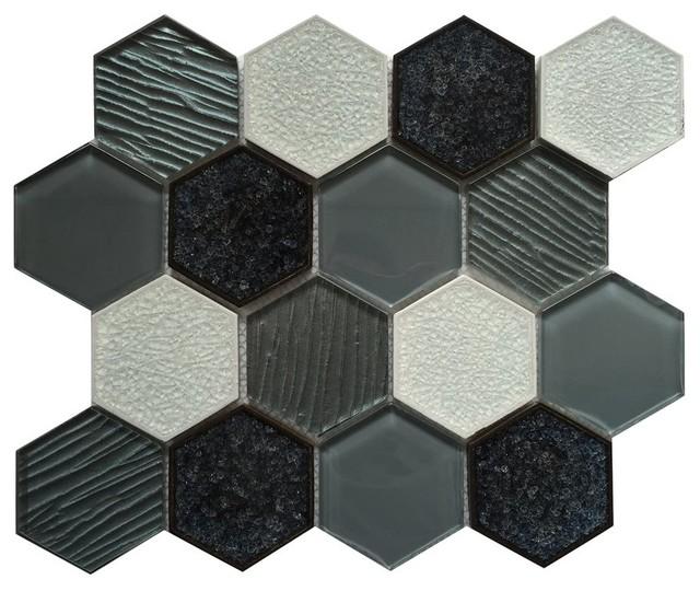 Hex Interlocking Tiles