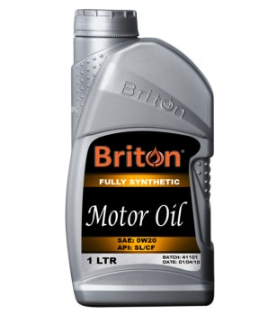 0W20 Fully Synthetic Motor Oil