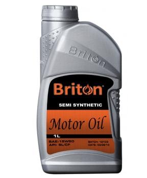 15W50 Semi Synthetic Motor Oil