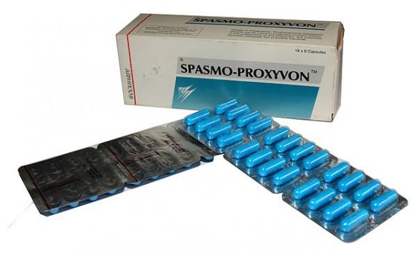Spasmo Proxyvon Plus Capsule
