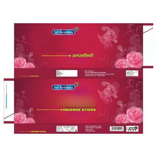 Floral Fragrance Incense Sticks