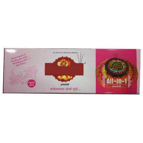 Swastika All In One Fragrance Incense Sticks