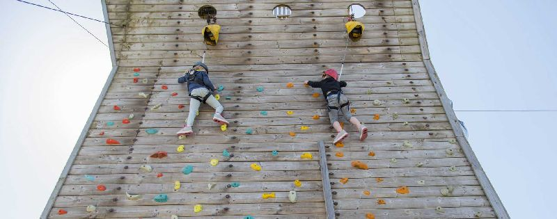 Climbing Wall 02