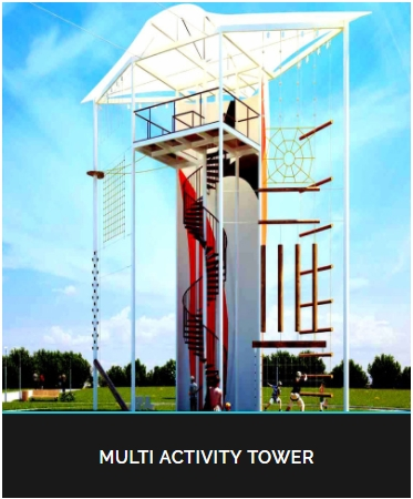 Multi Activity Tower 01