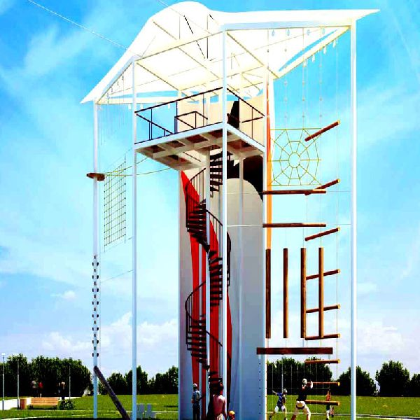 Multi Activity Tower 02
