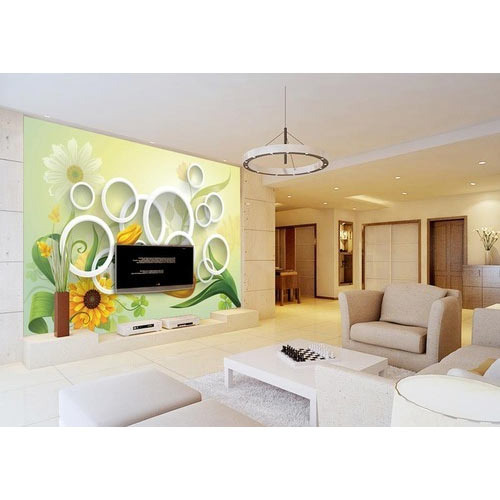 3D Wallpaper Designing
