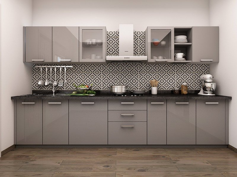 Modular Kitchen Designing 01