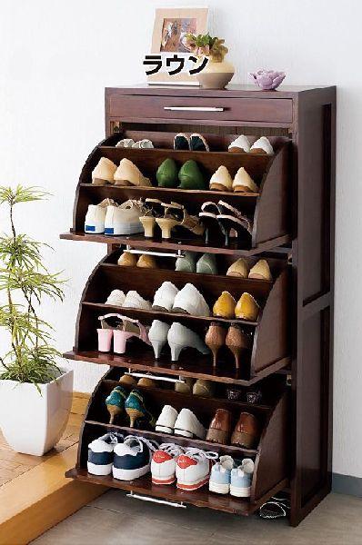 Shoe Rack Designing