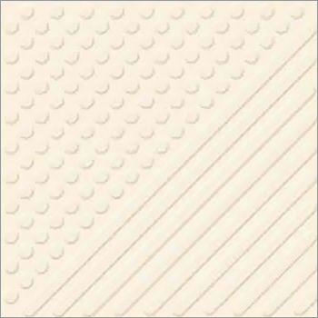 Ivory Dot & Striped Series Parking Tiles