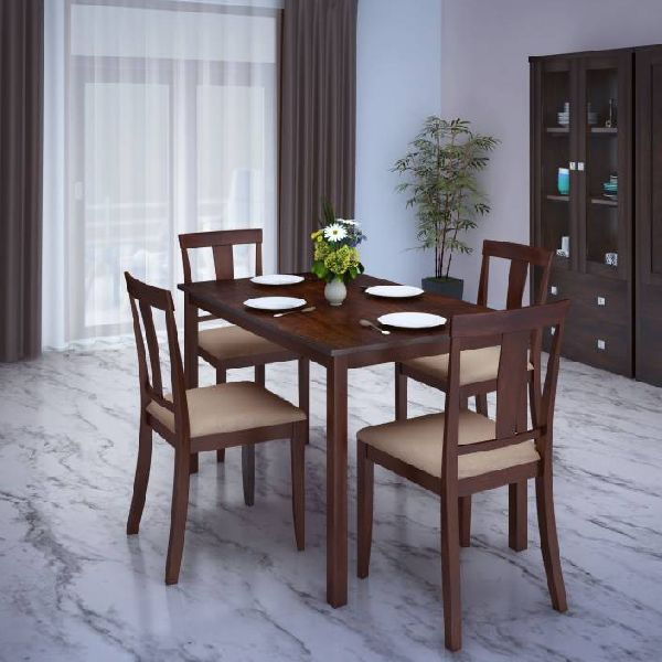 4 Seater Dining Table Set