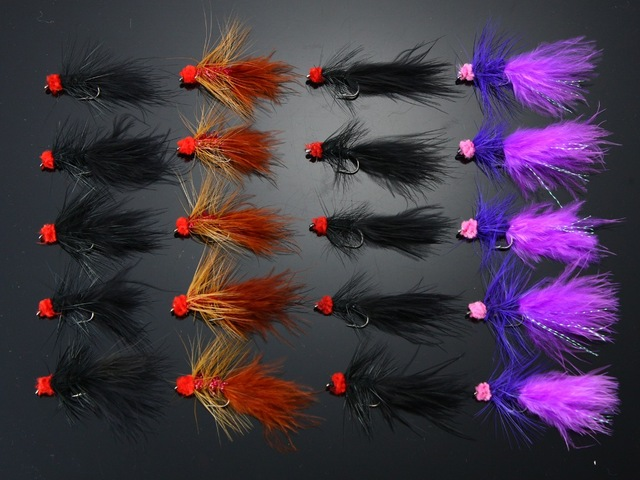 Egg Fishing flies