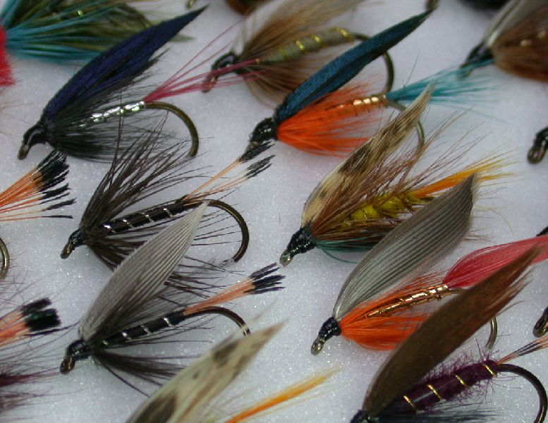 Wet Fishing Flies