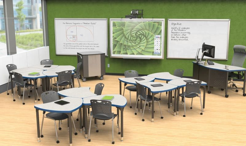 School Furniture 01
