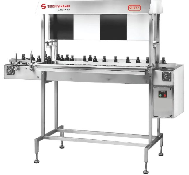 Bottle Inspection Tables