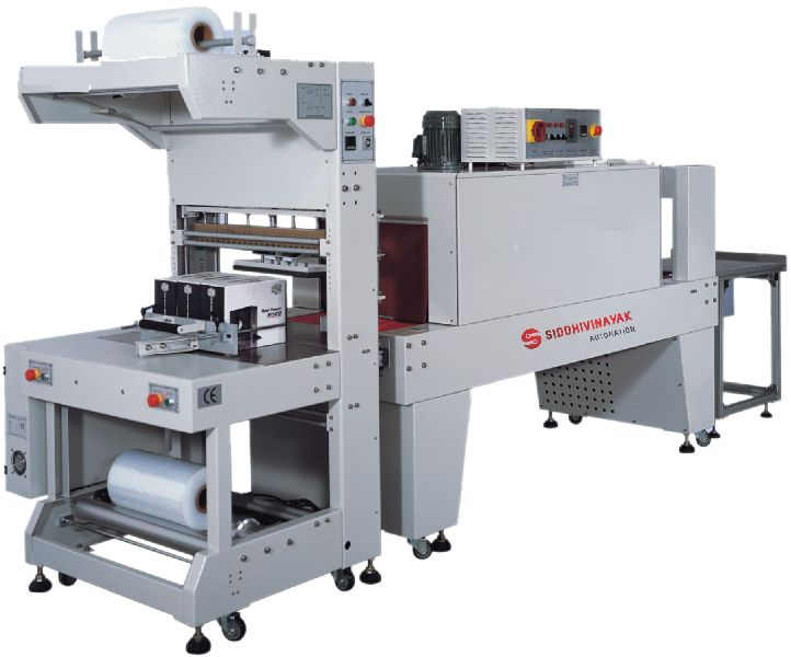 Semi Automatic Shrink Wrapping Machine