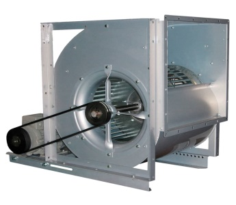 Industrial Centrifugal Fan 02