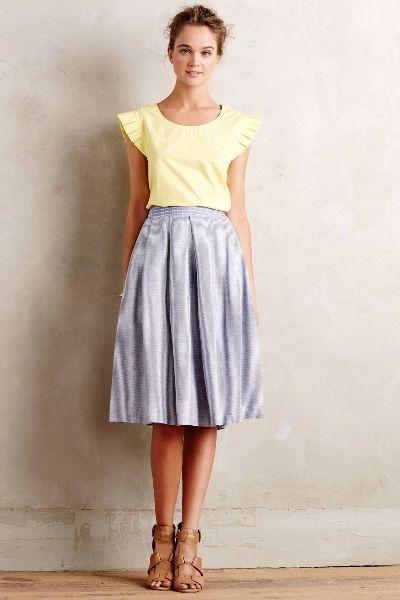 Ladies Skirt Top 06
