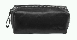 Leather Pencil Case 01