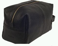 Leather Travel Bag 01