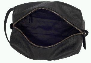 Leather Travel Bag 02