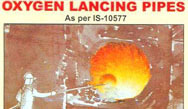 Oxygen Lancing Pipe 02
