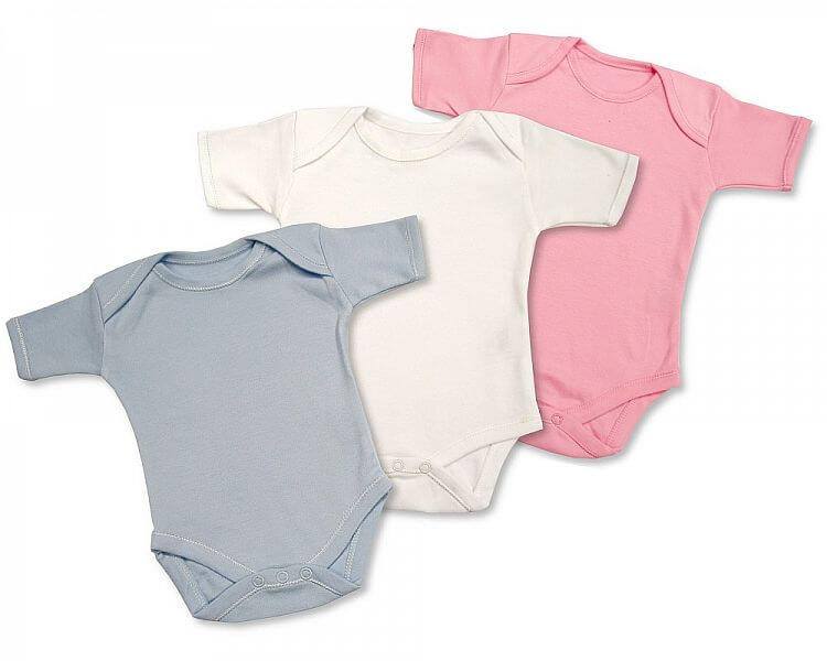 Baby Half Sleeve Body Vest