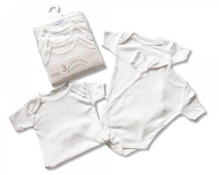 Baby Half Sleeve Bodysuits