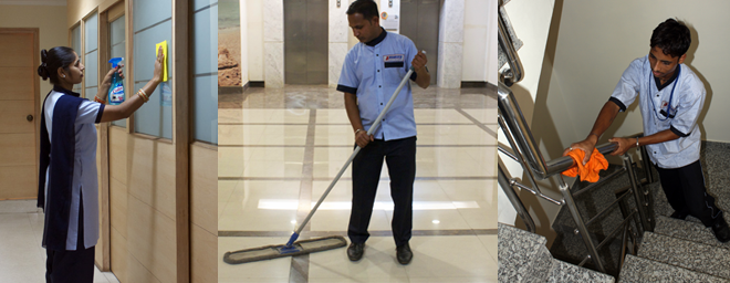 Housekeeping Service 01