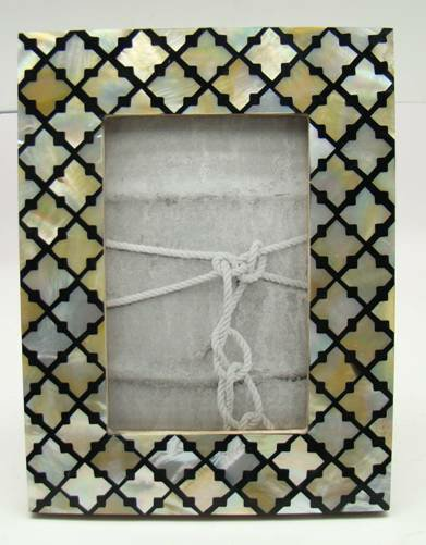 Mop Photo Frames ( Mother of pearl)