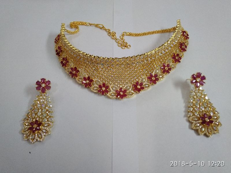 Bridal Jewellery Set 01