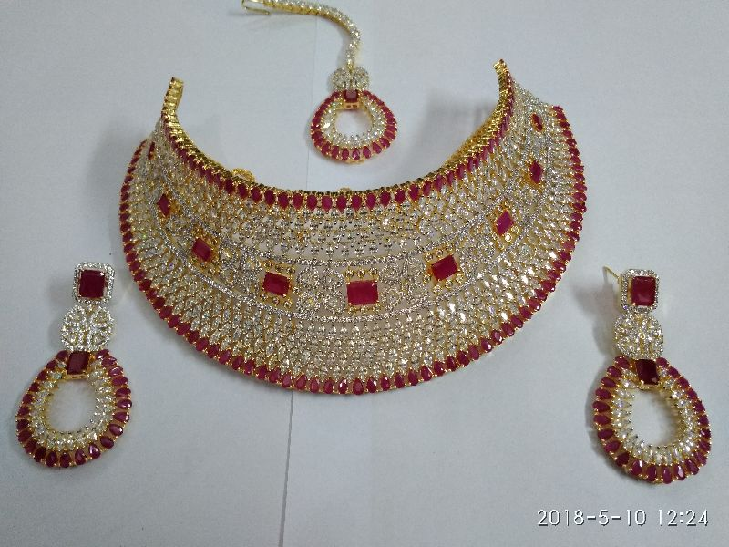 Bridal Jewellery Set 02