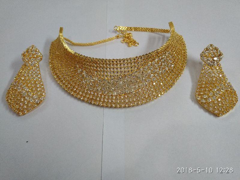 Bridal Jewellery Set 03
