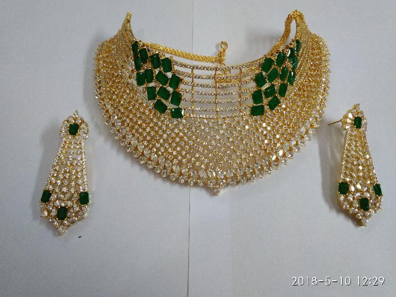 Bridal Jewellery Set 04