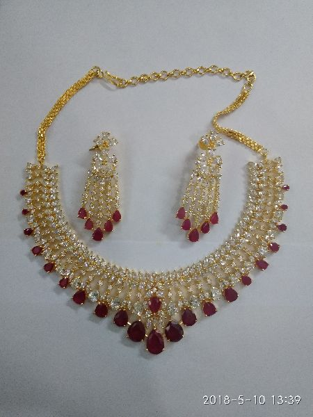 Bridal Jewellery Set 05
