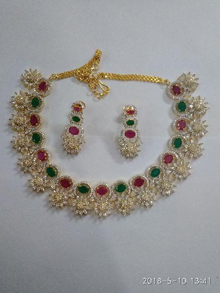 Bridal Jewellery Set 06