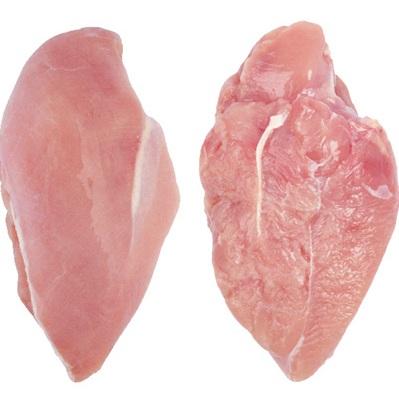 Frozen Boneless Chicken Breast