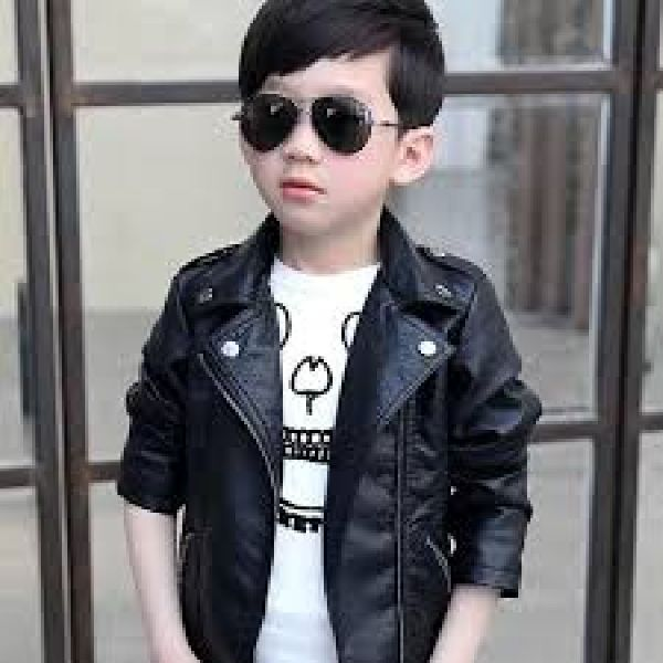 Boys Leather Jacket Manufacturer Exporter Supplier In Pakistan