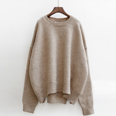 Knitted Sweater 01